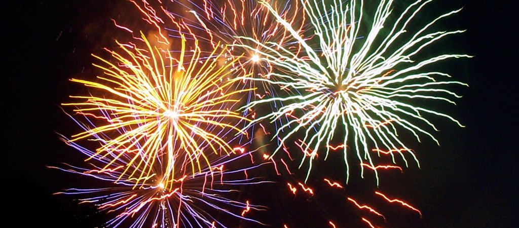Fireworks From 2008