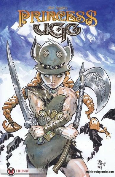 Princess Ugg Cover